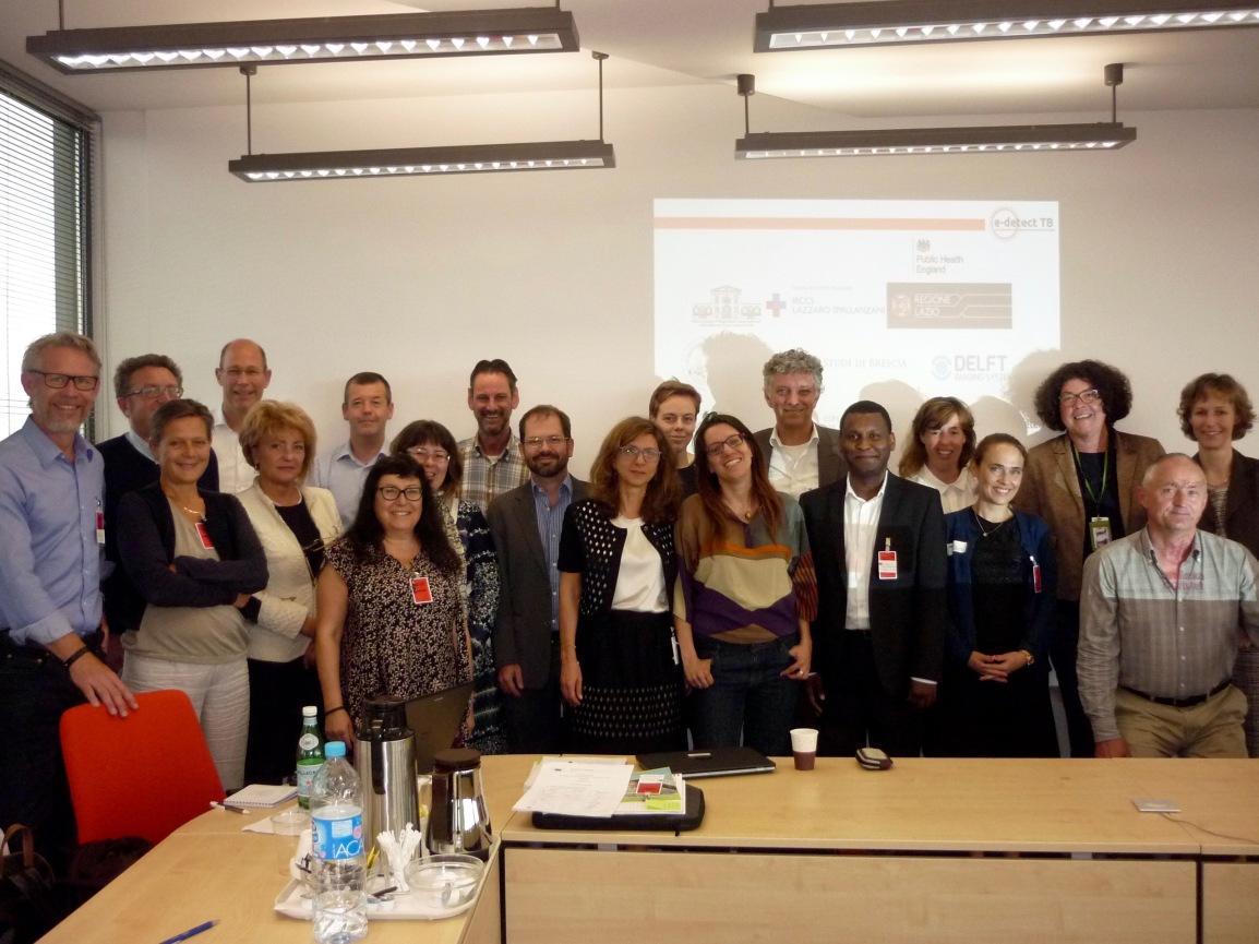 Kick-off meeting inLuxembourg