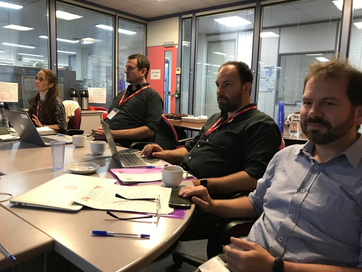 E-DETECT data management summit held inLondon