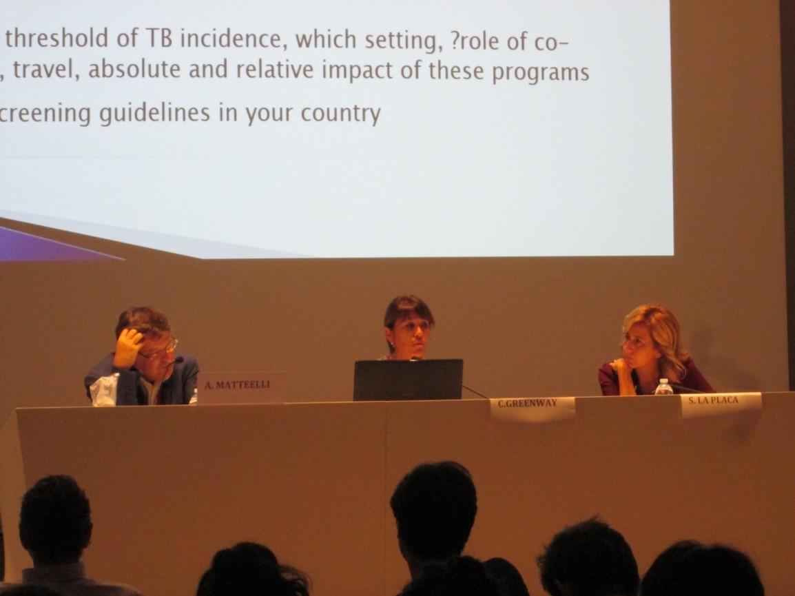 E-DETECT involved in international trainingactivities