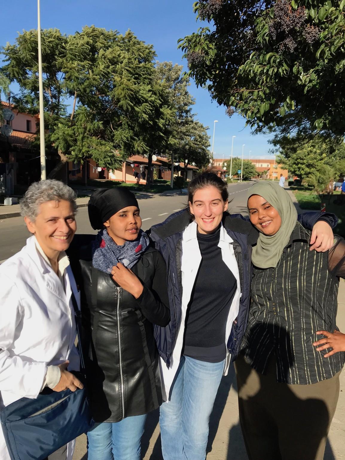 Migrant study moves into nextphase